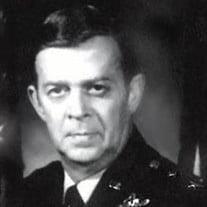 Major General Gerald A. Daniel