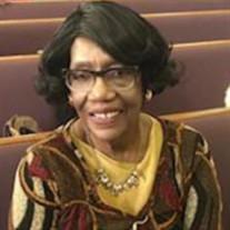 Mother Sallie Ann Fletcher - Holt