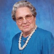 Opal Mae Dudley