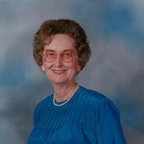 Edith Laura Mills Hathcock
