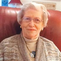 Rosemary McAllister