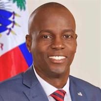President Jovenel Moïse