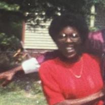 Mrs. Barbara Ruth Walker