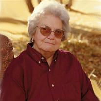 Maxine Delores Jereb