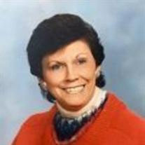 Mrs. Kathleen Thibodeaux Bourg