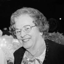 Joan M. Stevenson