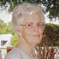 Mrs. Peggy Masters Richardson