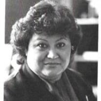Gloria Yruegas