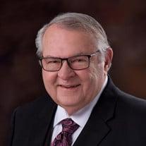 Rev. Paul Edwin Springer