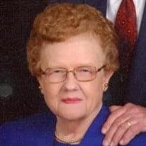 Mrs. Patricia Jane Hughes Troxler