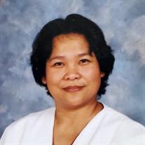 Ms. Analita DeJuras Roque