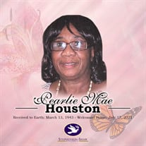 Ms. Pearlie Mae Houston