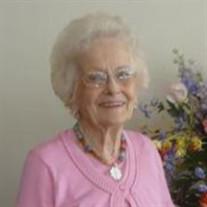 Mrs. Lillian Mayes Dean