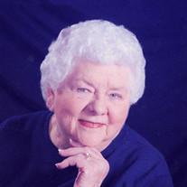 Imogene Fitts of Henderson, TN