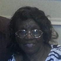 Mrs. Equilla B. Galloway Simmons