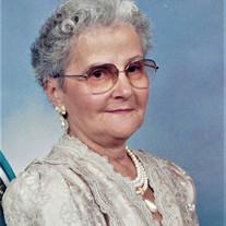 Irma Irene Dorman