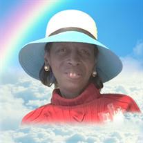 Mrs Letitia Pryor