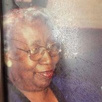 Mrs. Nellie Mae Treadwell