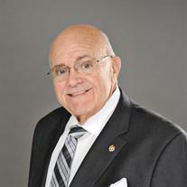 """Rev. Dr. Charles E. """"Buddy"""" Worrell, Sr."""