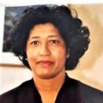 Mrs. Audrey Bright White