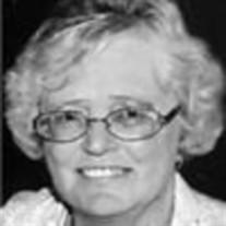 Wilma Joyce  (Hewitt) Leverett