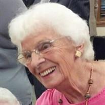 Doris Myrtle (Adams) Knisley