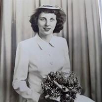 "Mrs. Theresa ""Nana"" Catherine Kaster (nee Hudock)"