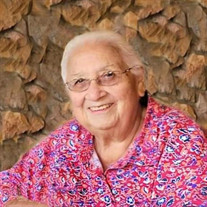 Wanda Joan Overhiser
