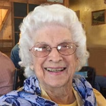 Shirley Mae Hafer