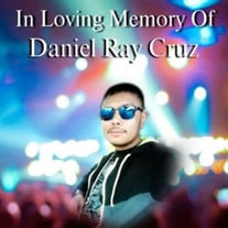 Daniel Ray Cruz