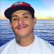 Robert Ibarra Torres, Jr.