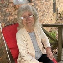 Mrs. Gladys Mae Cost Hackworth