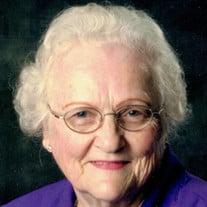 Mary Hellen Burdett
