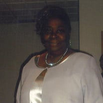 Mrs. Martha Rose Hatter