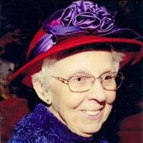 Harriet Cecilia Wilson