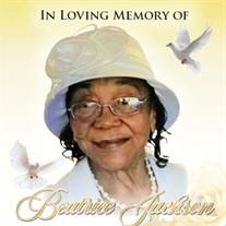 Mrs. Beatrice Jackson