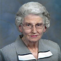 Mrs. Ethelene Malone Ervin