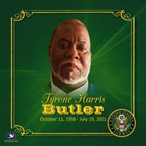 Mr. Tyrone Harris Butler