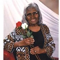 Pastor Mildred D. Andrews Harris
