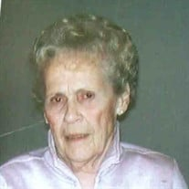 Mrs. Martha J. Toms Barnhart