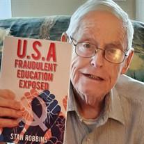 Rev Stanley V. Robbins