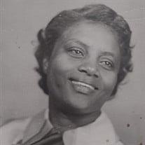 Miss. Doris Maude Small