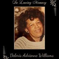 Ms. Deloris Adrienne Williams