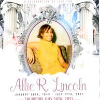 Allie Ruth Lincoln