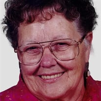 Lucille Mae Ovall