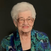Vera Doris Brown