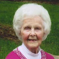Dorothy Drye Paxton