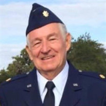 Ret. Major Troy Dan Jordan