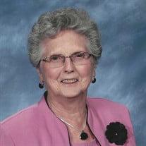 Mrs. Elinor Ruth Ferguson