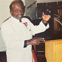 Reverend Edward Madison